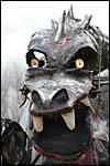 photo La tête du dragon