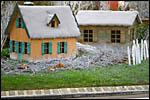 photo Village enneigé