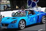 photo La voiture de la Française des Jeux