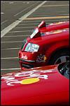 photo Les voitures des commissaires