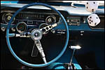 photo Volant de Ford Mustang